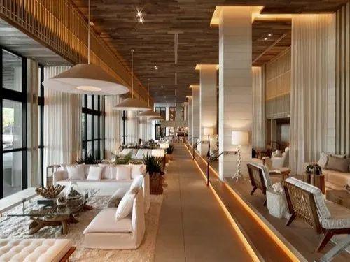 Hotel Interior Designing, 100 - 150