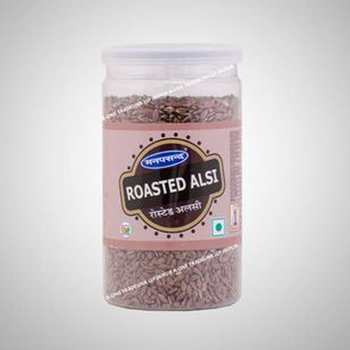 Manpasand Roasted Alsi, for Nutrition Use