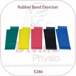 Rubber Band and Tube Exerciser