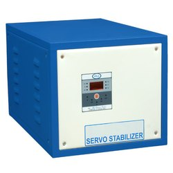 Automatic 98% Servo Stabilizers, With Surge Protection, 230v