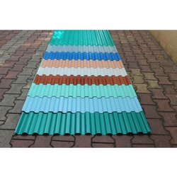 PVC Corrugated Roof Tile Sheets