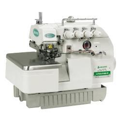 Semi-Automatic Five Thread Overlock Machine, Capacity: 900 Rpm
