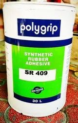 Atul Ltd Polygrip Sr - 409 (Synthatic Rubber) Adhesive, Tin Can, 30 Ltr