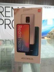 Full Hd+ Black Mi Note 9 Pro Max, 6GB, Memory Size: 6 GB