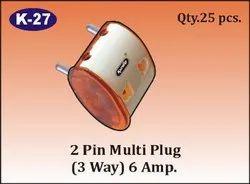 K-27 2 Pin Multi Plug
