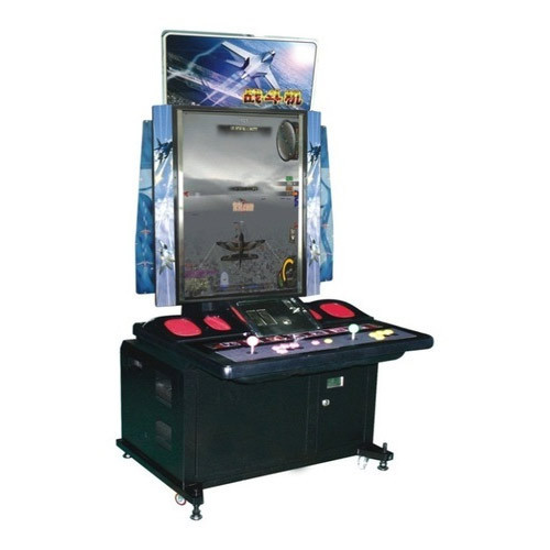 32 LCD Mirage Fighter Video Game Machine
