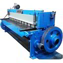 Mechanical Under Crank Shearing Machine