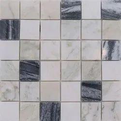 Capstona Stone Mosaics Galaxy Onyx Tiles