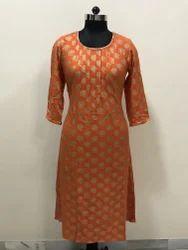 Traditional Print Kurti / Tunic
