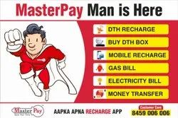 One-Time RETAILER money transfer services franchise