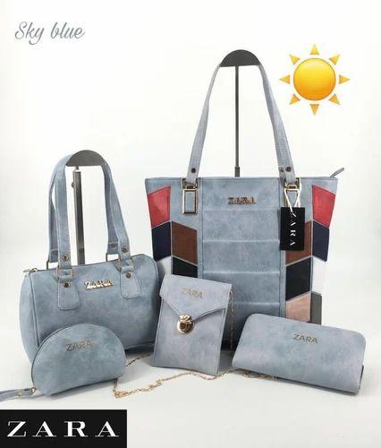 e6301489a7f Replica Zara Ladies Combo Bags at Rs 800 /piece | Kalyan | Mumbai ...