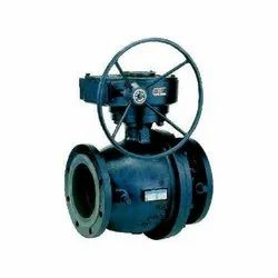 Trunnion Mounted Ball Valves Two - Piece Reduced
