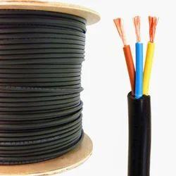 3 Core Copper Flexible Cable, 1100 V