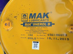 MAK Sherol B - Water Soluble Cutting Oil
