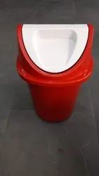 11L Dustbin With Swing Lid