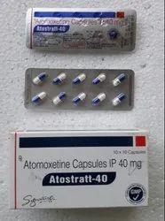 Atorstratt 40 mg (Atomoxetine Capsules)