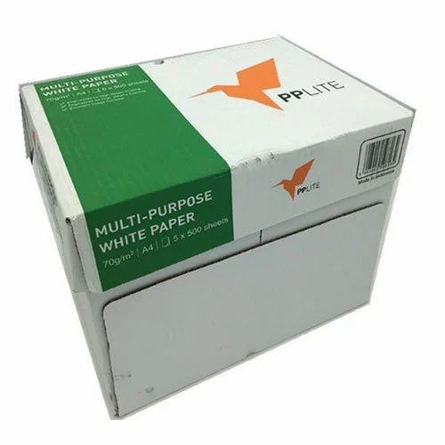70 GSM White Copier Paper