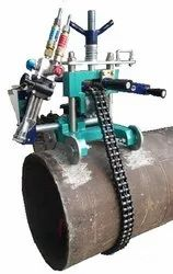 Beveling Chain Type Pipe Cutting Machine