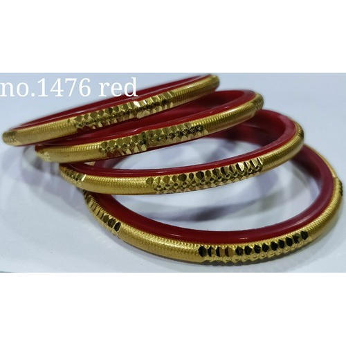 Plastic Gold Plated Bangles  sc 1 st  IndiaMART & Plastic Gold Plated Bangles at Rs 40 /set | Gold Plated Bangles | ID ...