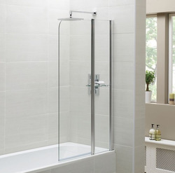 Captivating Bathroom Shower Glass Partition At Rs 650 /square Feet | Shower Partition |  ID: 14526374388