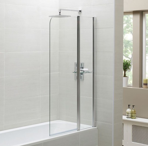 Bathroom Shower Glass Partition At Rs 650 Square Feet