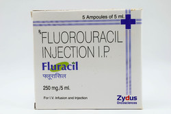 Fluracil 250 mg Injection
