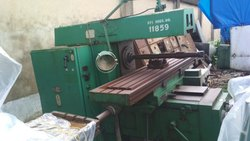 Mechanical Mild Steel HMT Milling Machine - FN2H