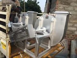 Rice Mill Blower, Ven 000 Tron 44559