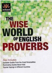 Arihant English Proverbs Book
