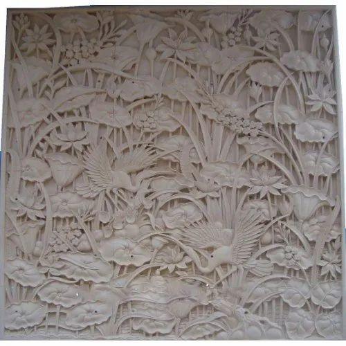 Sandstone Wall Mural