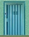 Imperforate Metal Door
