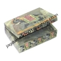 Soapstone Elephant Design Box