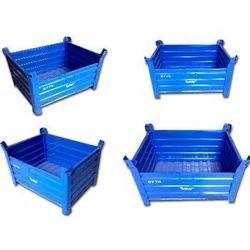 Metal Bin Boxes