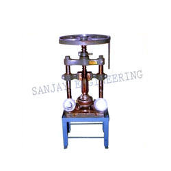 Hand Press Paper Plate Machine