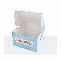 Printed Cake Boxes