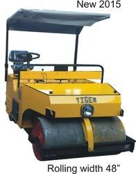 Tiger Brand 1.5t Equal Wheels Tandem Pitch Roller