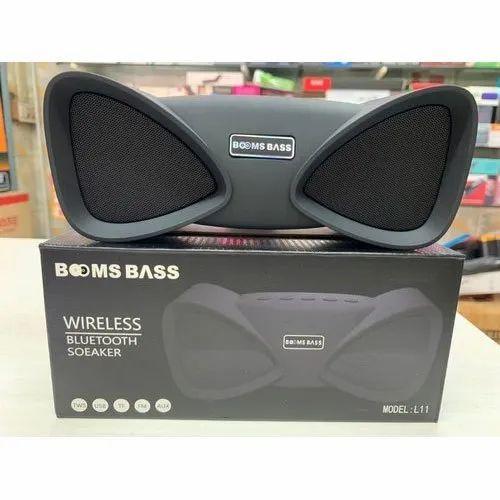 Booms Bass L 9 Wireless Bluetooth Speaker