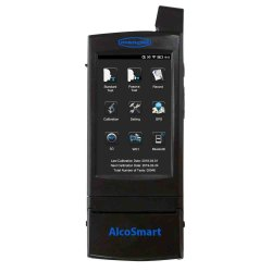 AlcoSmart Alcohol Breath Analyzer with Inbuilt Camera