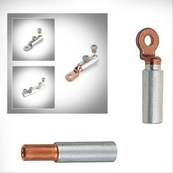 Indo Power Aluminium Solar Bimetallic Lugs, For Electric Fitting, Contact Material: Copper