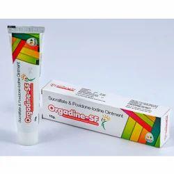 Sucralfate and Povidone Iodine Ointment
