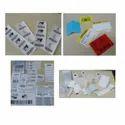 Blank Die-Cut Labels