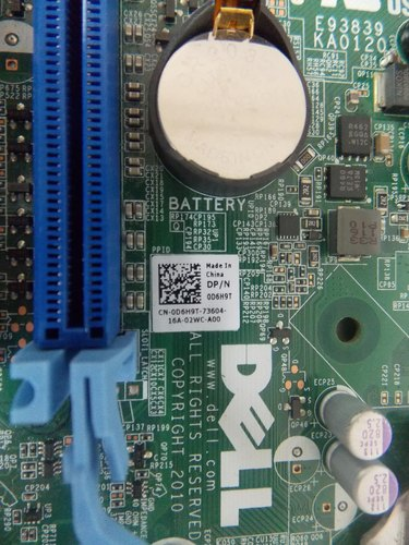 Dell D6H9T OptiPlex 990 Sff Motherboard