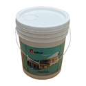 20 L Plastic Printed Paint Bucket