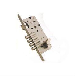 Main Door Lever Brass Mortise Lock, Packaging Type: Box, Size/Dimension: 230 Mm Length