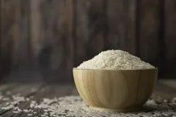 Creamy White Sharbati Steam Rice, PP Bag