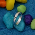 925 Sterling Silver Designer Plain Ring