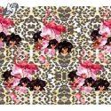 Cotton Digital Animal Printed Fabric, Gsm: 50-100