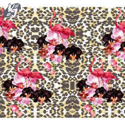 Digital Animal Printed Fabric