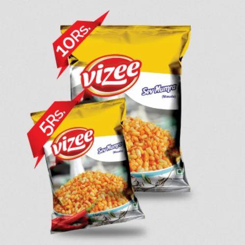 Vizee Sav Mumra Masala Namkeen Rs 5 Pack Vizebh Agri Sciences Pvt