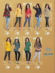 Zera - Western Stylish Tops